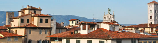 Lucca Holiday Homes